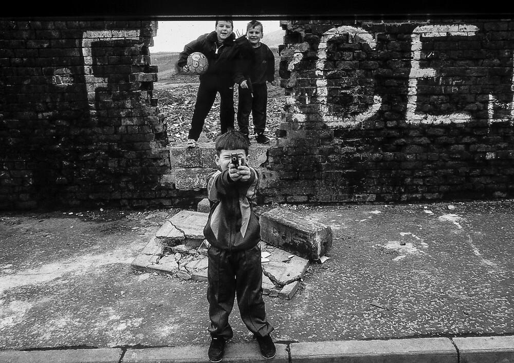 Belfast 1 Jürg Ramseier Fotograf Bern