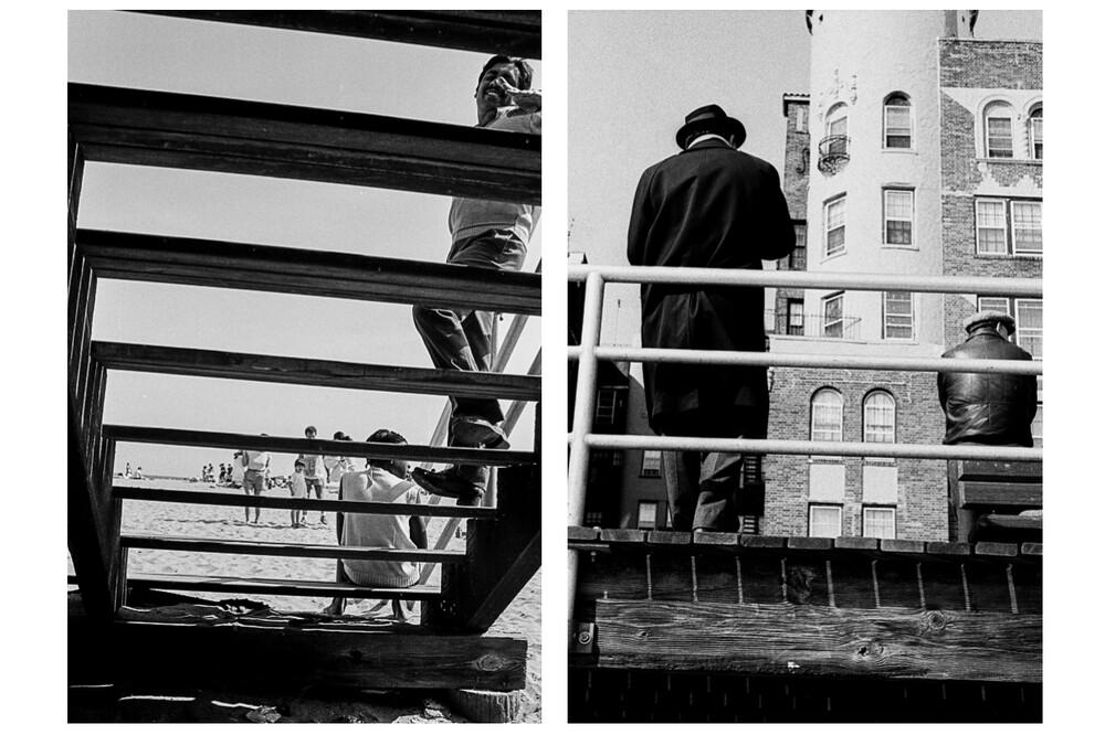 Webseite Dyptychon Coney Island Jürg Ramseier Fotograf Bern