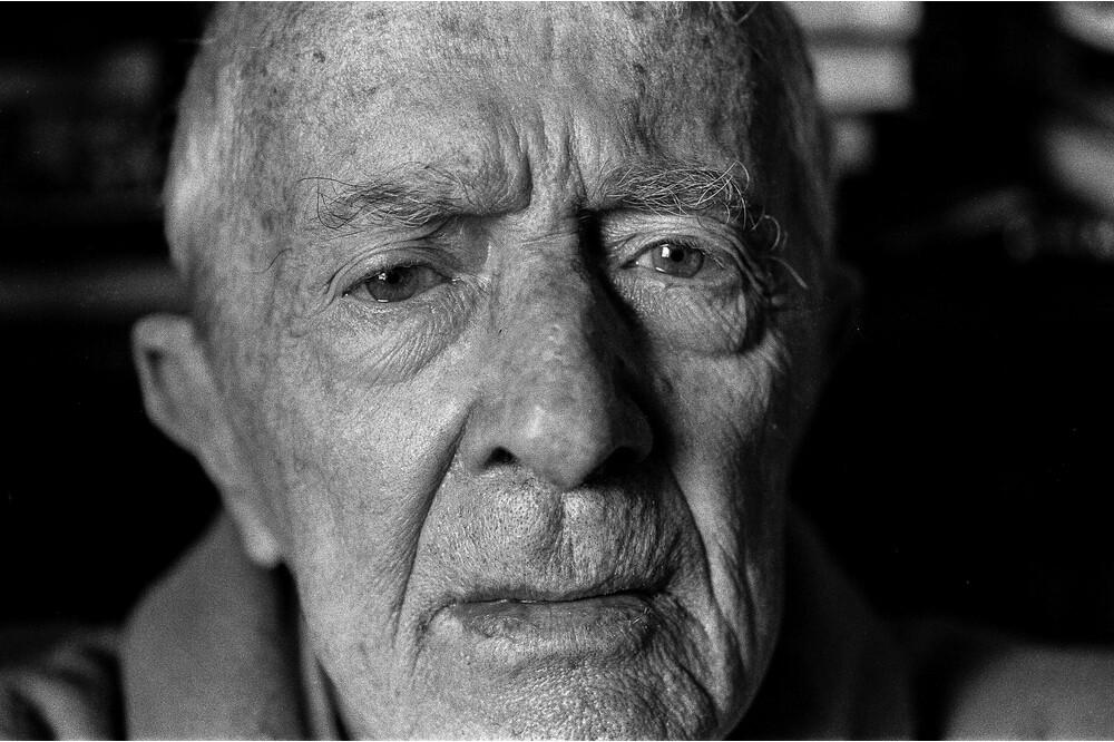 Paul Bowles 1 Jürg Ramseier Fotograf Bern