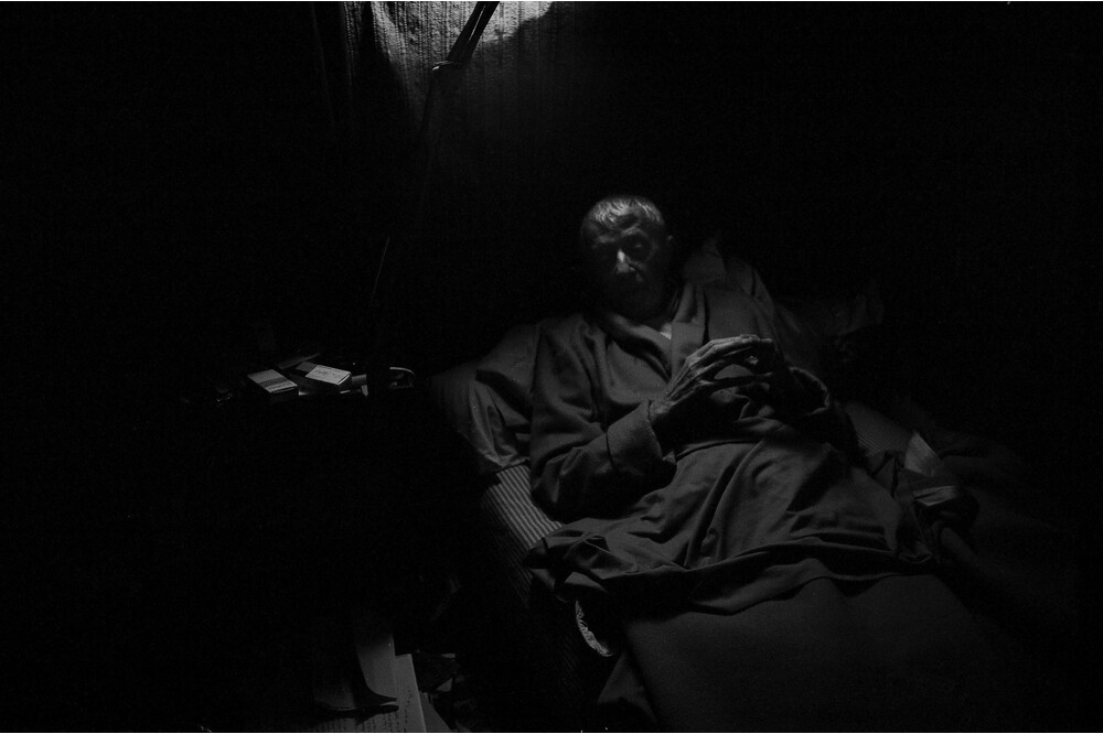 Paul Bowles 2 Jürg Ramseier Fotograf Bern