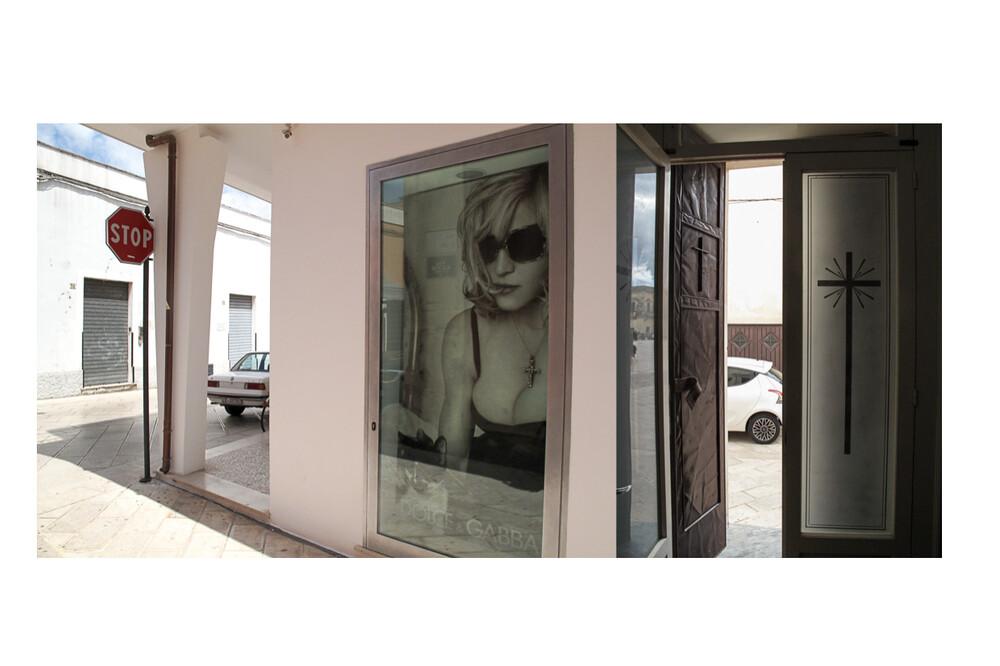 Webseite Dipty Tripty Dolce Gabana Lecce Jürg Ramseier Fotograf Bern