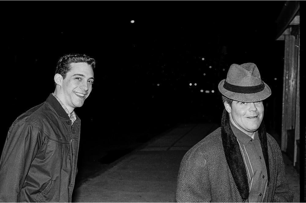 New York Two Guys Jürg Ramseier Fotograf Bern