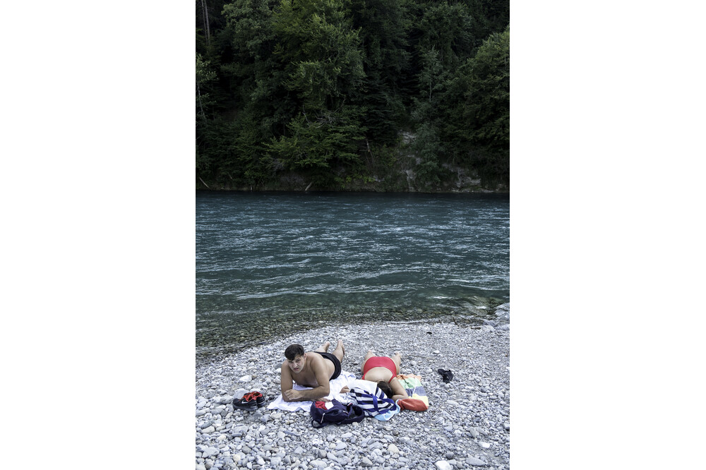 Muensingen Aare Elvis Jürg Ramseier Fotograf Bern