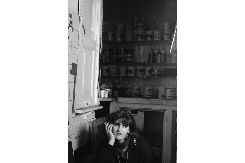 Portraet Chessy Atelier Jürg Ramseier Fotograf Bern